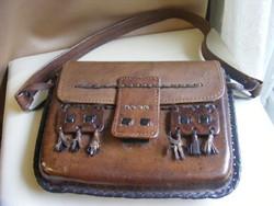 Bőrdíszműves valódi keményített női bőr táska ... 76d9b92582