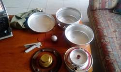Retro katonai ételmelegitő készlet