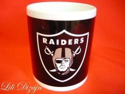 Oakland Raiders bögre / NFL