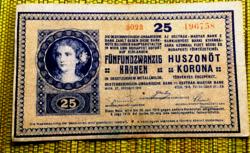 25 korona