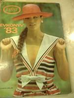 EZ A DIVAT ÉVKÖNYV '83
