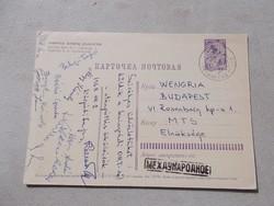 1968.Útánpotlás ökölvívók(Nagy,Tóth,Bódis,Puszt,Görög...)aláirasai