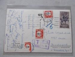1960.Honved Kosárcsapat aláirasa(Judik,Gyulai,Rács,Temesvari...)