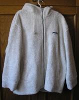 Zippes, tavaszi kabát XL méretben mell 148 cm