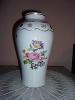 Wallendorf porcelán nagy váza