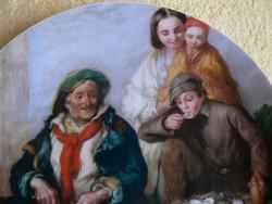 Rosenthal porcelán dísztányér
