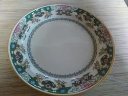 Antik Angol Minton porcelán tálaló tányér