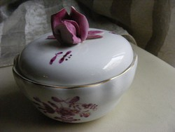 Aquincumi rózsás bonbonier