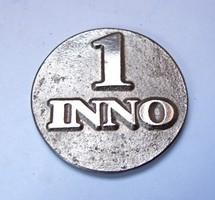 Innofinance, 1 INNO 1985 emlékérem.