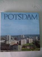 Potsdam - német nyelvű képes útikönyv