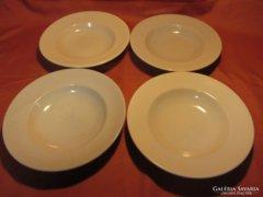 4 db Drasche mély tányér