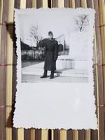 Ww2 2Vh Katona kép emlékművel 1944 6x9 cm