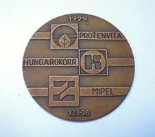 HUNGEXPO Budapest 1979 emlékérem.