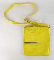 0V579 Sárga Gucci bőr női táska retikül