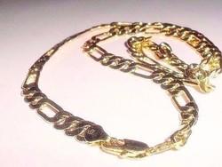 Gucci márkás Arany GF. Vastag Nyaklánc 60 cm !