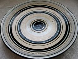 Kis dekorációs tányér