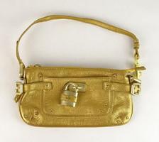 0V571 Arany színű Chloé női bőr kézitáska