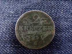 2 Krajcár 1851 G/id 6035/