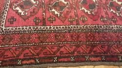 Kézi csomózású antik szőnyeg !