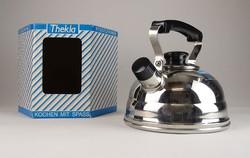 0V191 Retro rozsdamentes Thekla tefőző dobozában