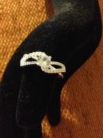 Nagyon szép kis női ezűst gyűrű