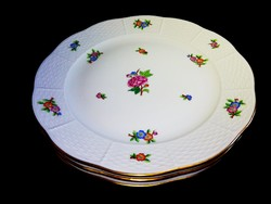 Herendi Eton mintás lapostányér, lapos tányér