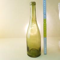 """""""0.55L"""" halványzöld sörösüveg (596)"""