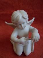 Rosenthal biszkvit angyalka figura