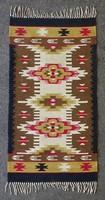 0V266 Régi torontáli szőnyeg 70 x 147 cm