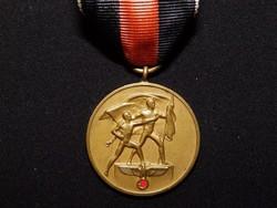 Német Szudéta Medal ,Medaille zur Erinnerung an den 1 Oktober