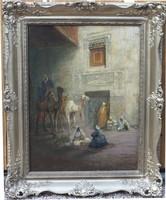 Cserna Károly: Cairo