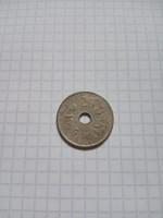 Románia ritka 20 Bani 1906 !!