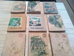 Olcsó könyvtári könyvek