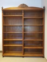Eladó nagyon szép irodai szekrény , könyves szekrény