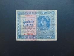 1000 korona 1922