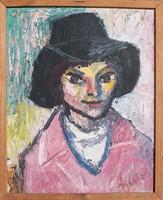 Bartos Endre: Kalapos Kati,1977
