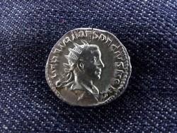 Traianus Decius ezüst Antoninianus PIETAS AVGG 250-251/id 6090/
