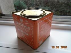 TWININGS angol teás doboz 1980-ból