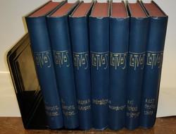 Eötvös Károly Munkái sorozatból - 7 kötet