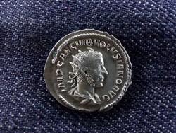 Volusianus ezüst Antoninianus CONCORDIA AVGG 252/id 6089/
