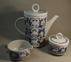 Villeroy & boch Cadiz  tea kiöntő és tej kiöntő