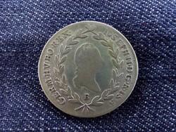 II. József ezüst 20 Krajcár 1787 B/id 6062/