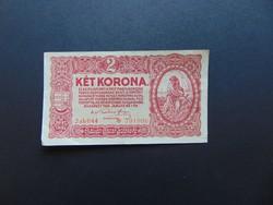 Csillagos 2 korona 1920  02