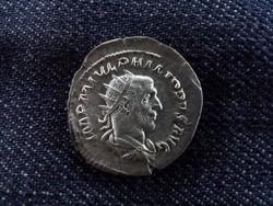 I. Philippus ezüst Antoninianus AEQVITAS AVGG 244-247 (id6086)