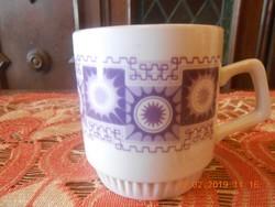 Zsolnay porcelán napocskás bögre (3)