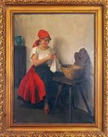 Pap Emil (1844-?): Varró nő