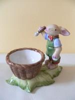 Villeroy & Boch porcelán figura  (húsvét, nyúl)
