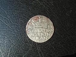 Erdélyi Fejedelemség, Báthori Gábor 1613. ezüst garas