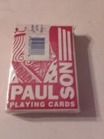 Régi ,használt Paul -Son römi kártyapakli Las Vegas Nevada