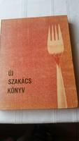 Új szakácskönyv eladó! 1968